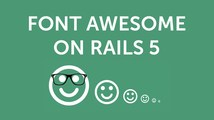 Font awesome rails