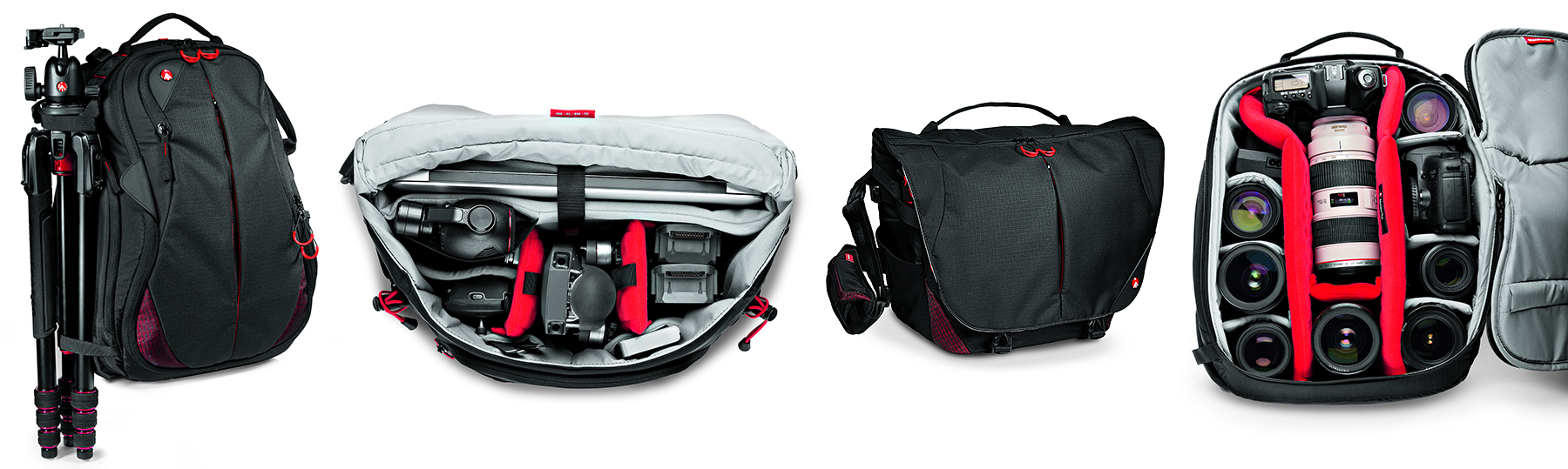 Manfrotto Bags Featured