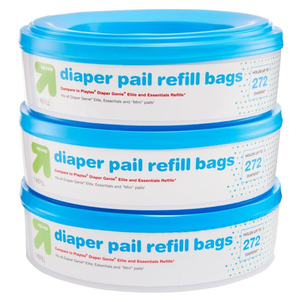 up & up Diaper Refill Bags