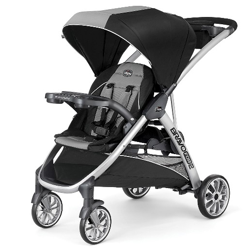 Chicco Bravo For 2 Double Stroller