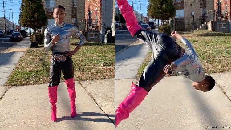 kick flipping fabulousness