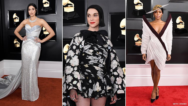 Grammy Red Carpet Looks