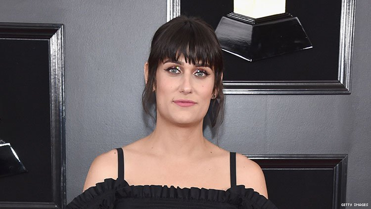Grammy Nominee Teddy Geiger Talks Trans Visibility on the Red Carpet