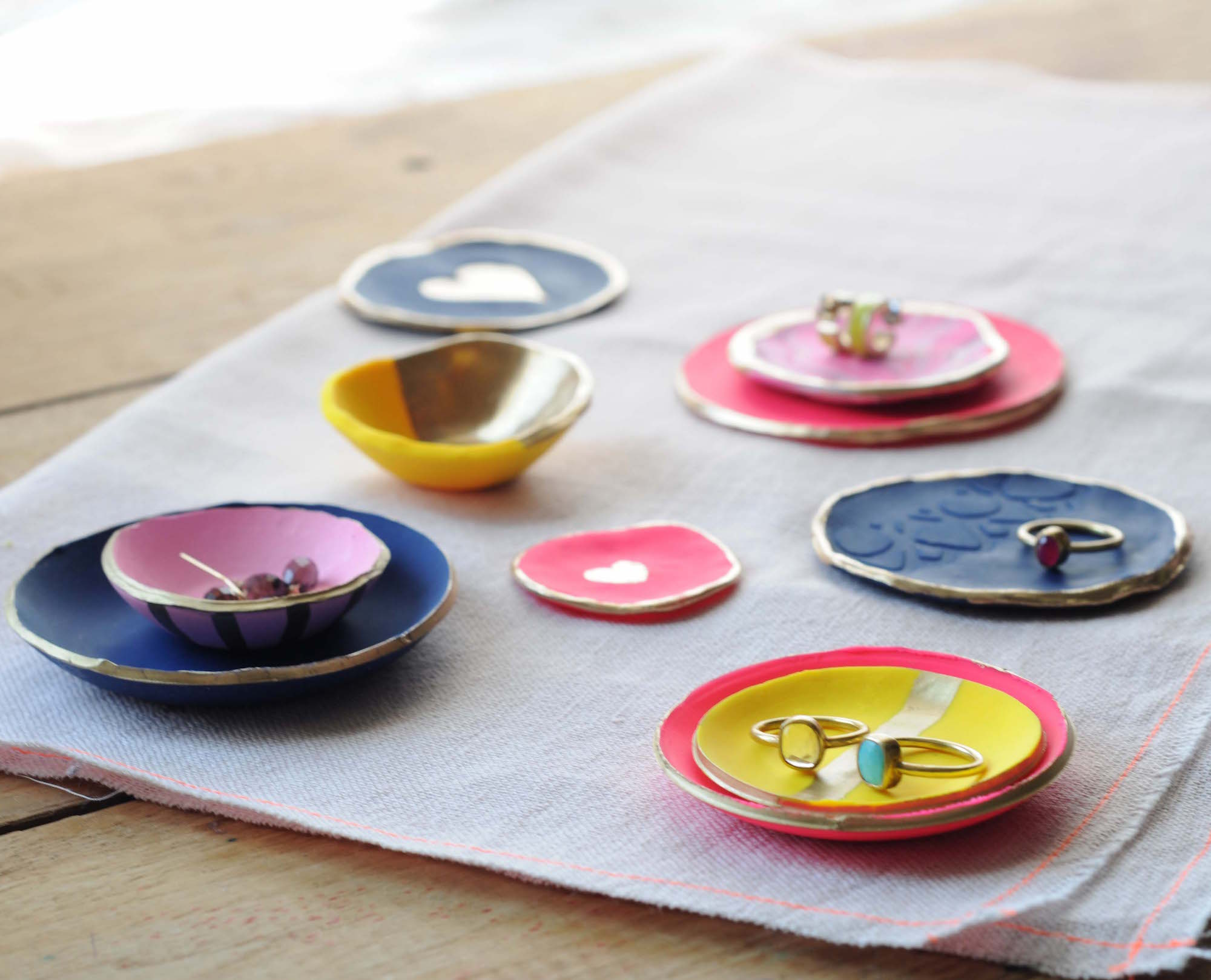 Project Kid Clay Ring Dish
