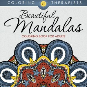 Beautiful Mandalas Coloring Book For Adults