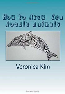 How to Draw  Zen Doodle Animals: Meditating with a Zendoodle Menagerie