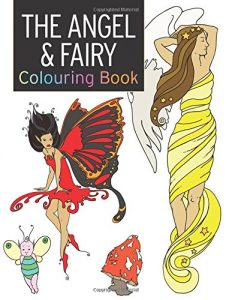 The Angel & Fairy Colouring Book (The Colouring Book Series)