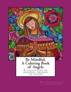 Be Mindful A Coloring Book of Angels