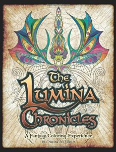 The Lumina Chronicles: A Fantasy Coloring Experience