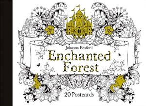 Enchanted Forest Postcards: 20 Postcards