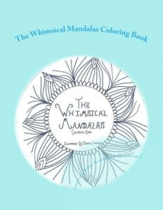 Whimsical Mandalas Coloring Book