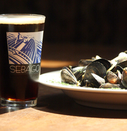 brown ale mussels