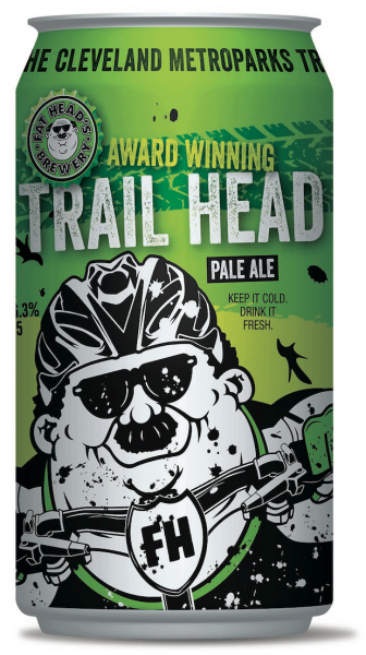 Trail Head Pale Ale Can