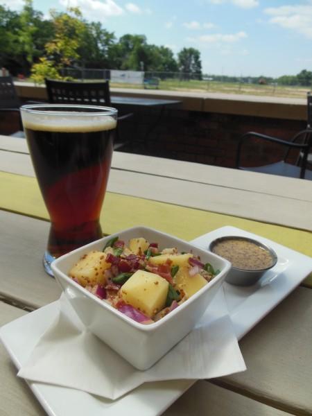 4th of July Potato Salad