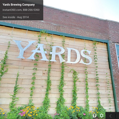 Yards virtual tour