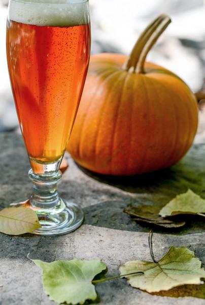 Pumpkin Craft Beer