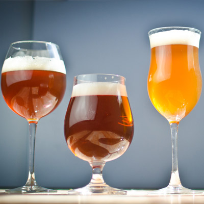 7 Beer Styles Brewed with Food