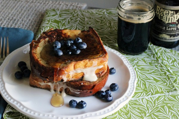 breakfast stout french toast