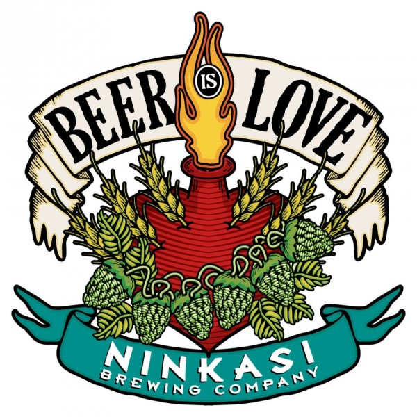 Beer Is Love Logo