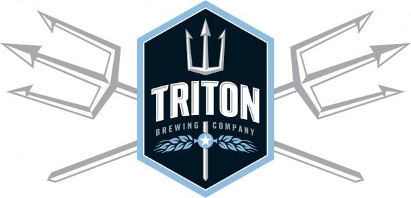 Triton crossed fork logo