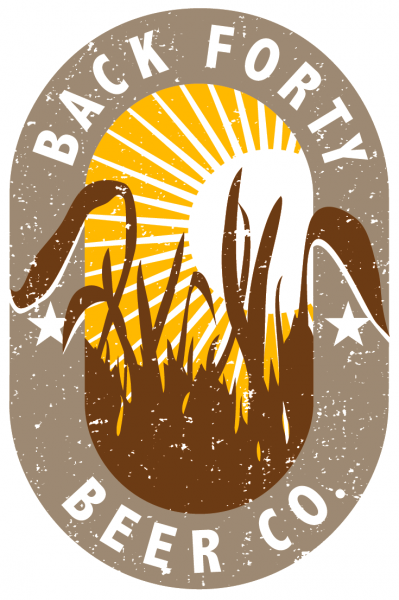 Back Forty Beer Company logo