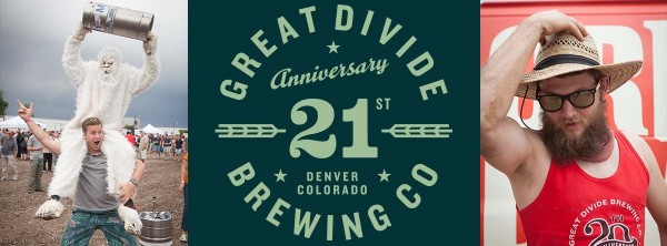 Great Divide 21