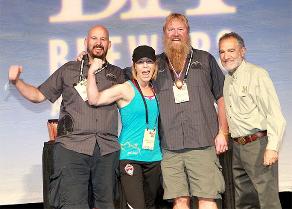 Great Amierican Beer Festival Winners