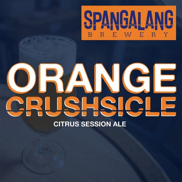 Spangalang Orange Crushsicle photo