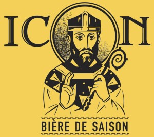 Saint Arnold Icon Gold