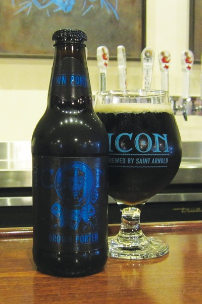 Saint Arnold Brewing Co. is rolling out Saint Arnold Icon Blue, a Brown Porter