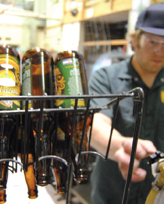 Is Brewing Beer the Next Extreme Sport?