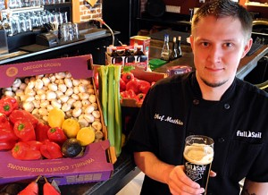 Full Sail Chef Mathias Engblom