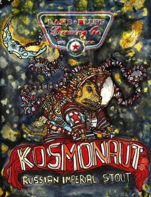 Kosmonaut Russian Imperial Stout