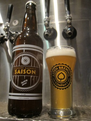 Brett Barrel Saison