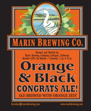 Marin Orange & Black '11