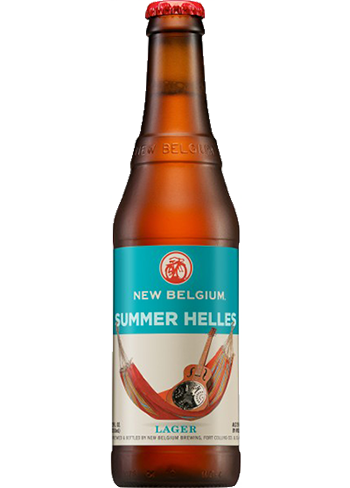 New Belgium Brewing's latest Seasonal Release, Summer Helles, Offers an Easy-Drinking Lager, Perfect for Summertime Festivals