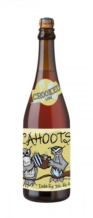 Cahoots Bottle Image Mockup