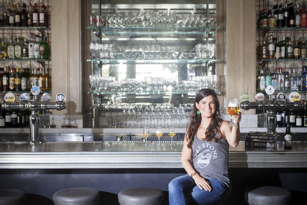 Women in Beer: A Portraiture Series