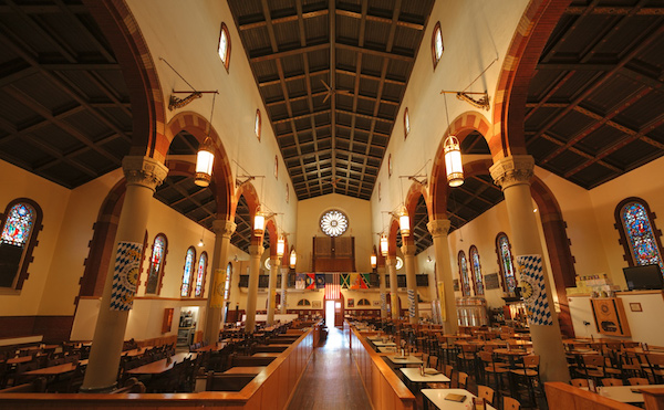 6 Churches Turned Craft Breweries