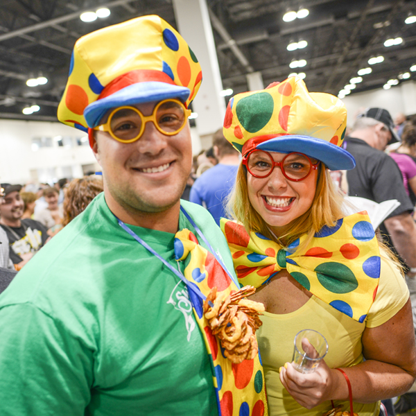 his Your First GABF? Here are the Do's and Don'ts