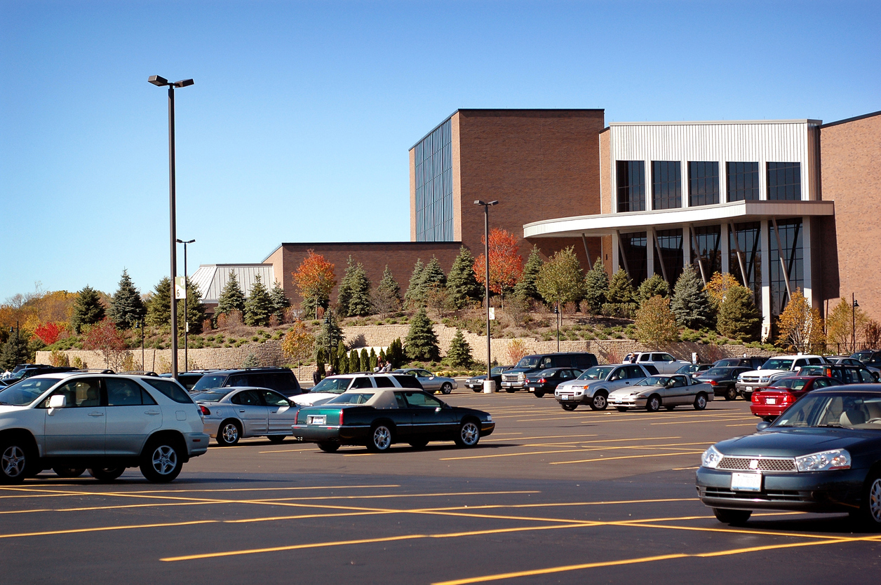 Parking Lot Tax – Relief for most churches