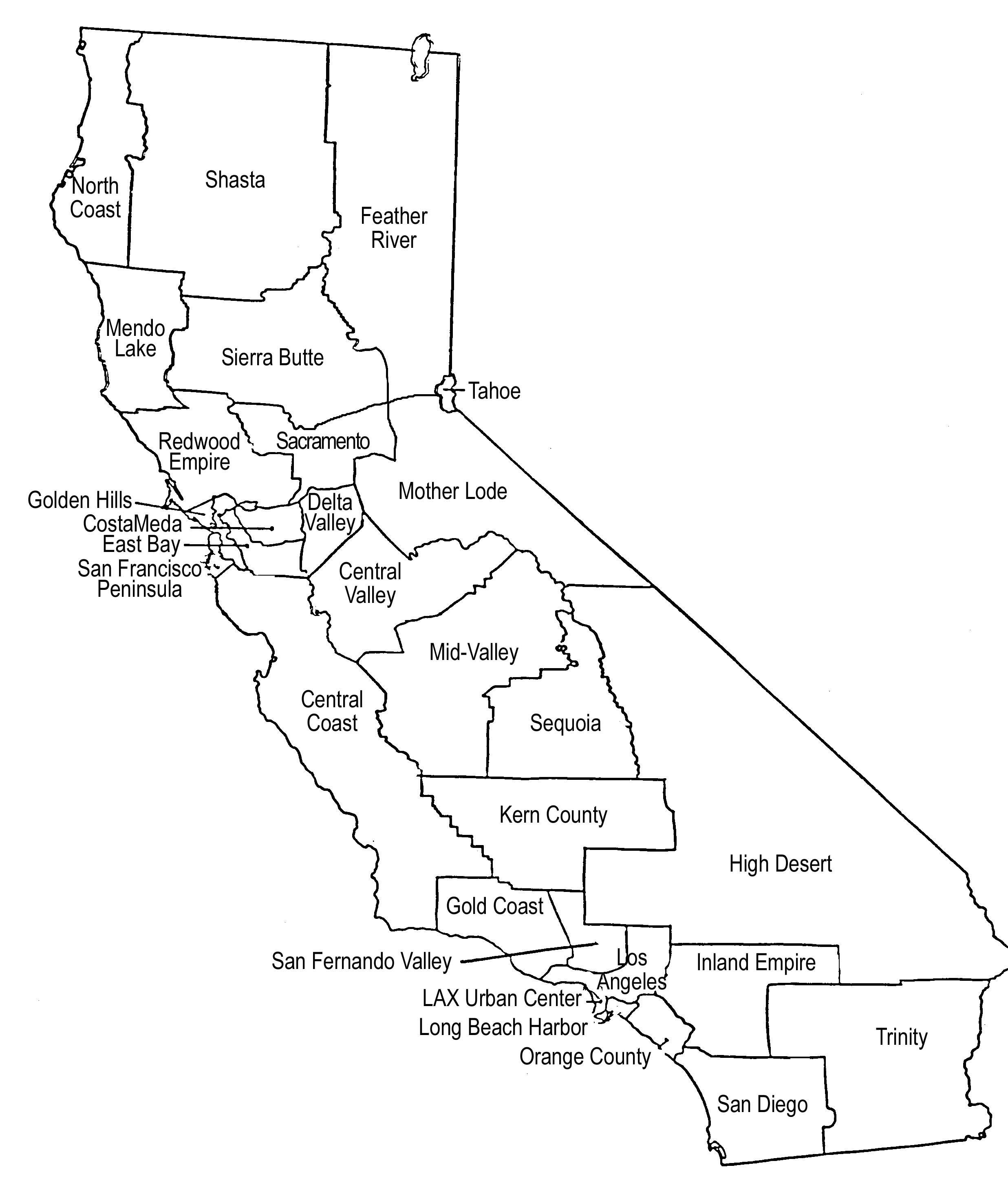Associational Map November 2015