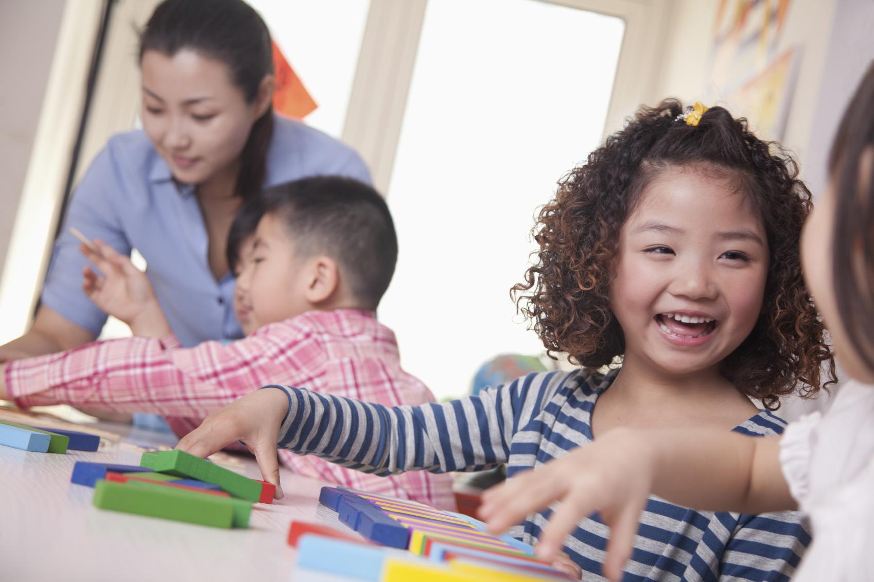 Children and Preschool Curriculum Q & A