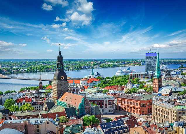 Partnership With Latvia