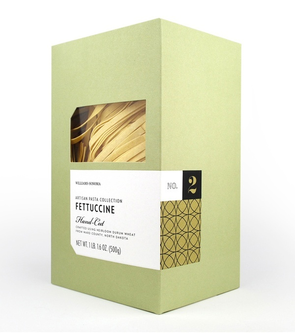 Fettuccine Packaging