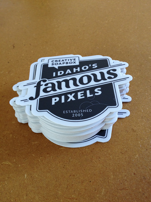 Fancy Stickers