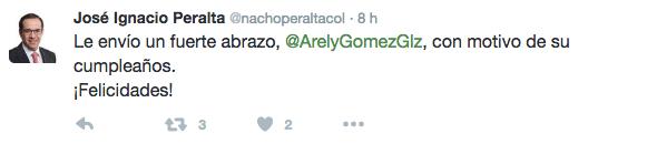 Arely Gómez