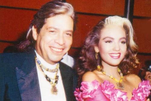 Resultado de imagen para 2- Thalía y Alfredo Díaz Ordaz