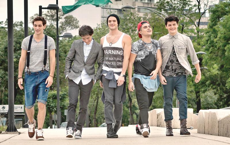 boy band 8