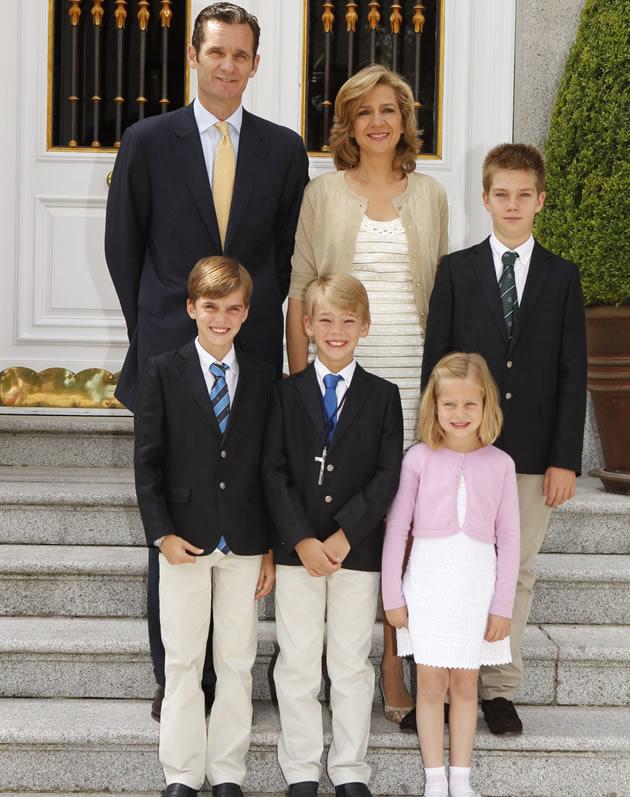 familia real espanola 5